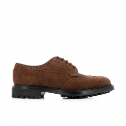 church's derbies et richelieux Grafton - LIMITED EDITIONGRAFTON COMMANDO 100 - SUEDE - S