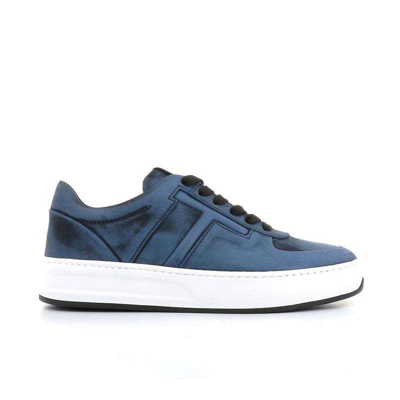 tod's sneakers SneakersSPOT 2 - NUBUCK DÉLAVÉ - MARINE