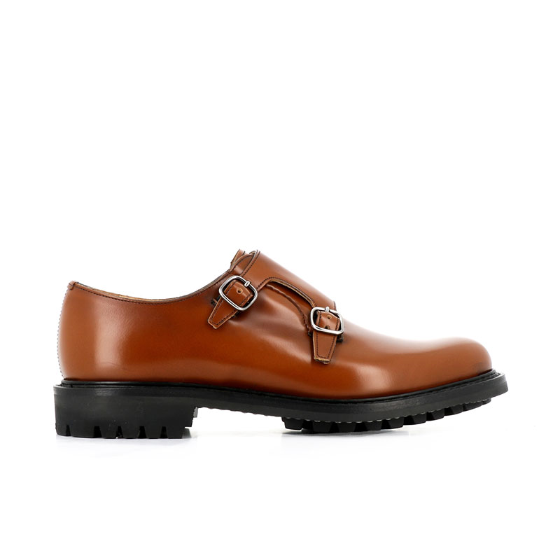 church's chaussures à boucles Lambourn - LIMITED EDITIONLAMBOURN CDO - CUIR POLISH BINDE