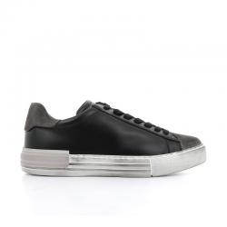 hogan nouveautés sneakers Sneakers Cassetta RebelCASSETTA REBEL - CUIR ET NUBUCK