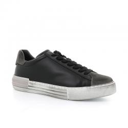 hogan nouveautés sneakers Sneakers Casseta RebelCASSETTA REBEL - CUIR ET NUBUCK