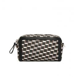pierre hardy nouveauté sacs nano BoxPHA CUBE BOX - TOILE ENDUITE - N