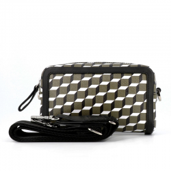 pierre hardy nouveautés sacoches Cube BoxPHA CUBE BOX H - TOILE ENDUITE E