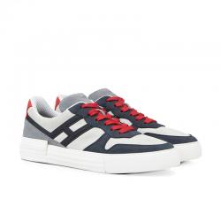 hogan nouveautés sneakers Sneakers RebelCASSETTA REBEL 2 - NUBUCK - MARI