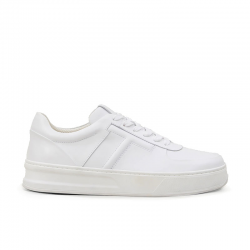 tod's nouveautés sneakers SneakersSPOT 2 - CUIR - BLANC