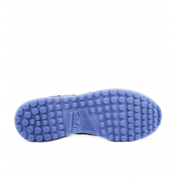 hogan nouveautés sneakers Sneakers H383HH H383 (1) - NUBUCK ET TOILE -