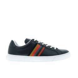 paul smith nouveautés sneakers Sneakers HansenPS SNEAK HANSEN - CUIR - BLEU ET