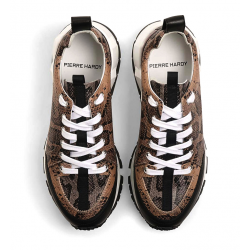 pierre hardy nouveautés sneakers Sneakers StreetlifePHF SNEAK STREETLIFE - CUIR IMPR