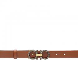 salvatore ferragamo ceintures ceinture f.ferragamoCEINTURE F.FERRAGAMO - CUIR - GO