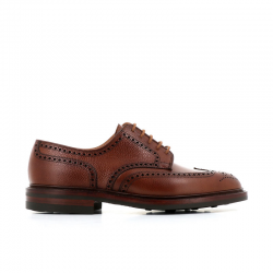 Crockett & Jones nouveautés derbies et richelieux Derbies PembrokeC&J PEMBROKE - CUIR GRAINÉ - TAN