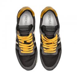 premiata nouveautés sneakers Sneakers EricPREMIATA H ERIC - NUBUCK, TOILE