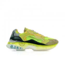 premiata sneakers Sneakers SharkyPREMIATA H SHARK - NUBUCK, CUIR