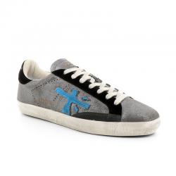 premiata sneakers Sneaker StevePREMIATA H STEVE - CUIR BICOLORE