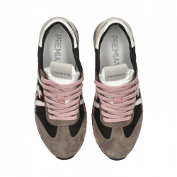 premiata nouveautés sneakers premiata f lucyPREMIATA F LUCY - NUBUCK, TOILE