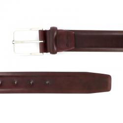 santoni nouveautés ceintures Ceinture OneCEINTURI ONE (2) - CUIR PATINÉ -