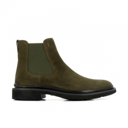 Tod's nouveautés boots et bottillons Bottines à élastiquesURBAN BOOTS - NUBUCK - KAKI