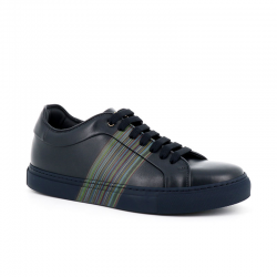 paul smith nouveautés sneakers Sneakers BassoPS SNEAKER BASSO - CUIR - NAVY E