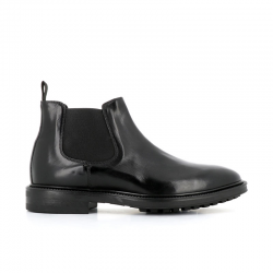 paul smith boots et bottillons Boots ErnoPS BOOTS ERNO - CUIR SOUPLE - NO