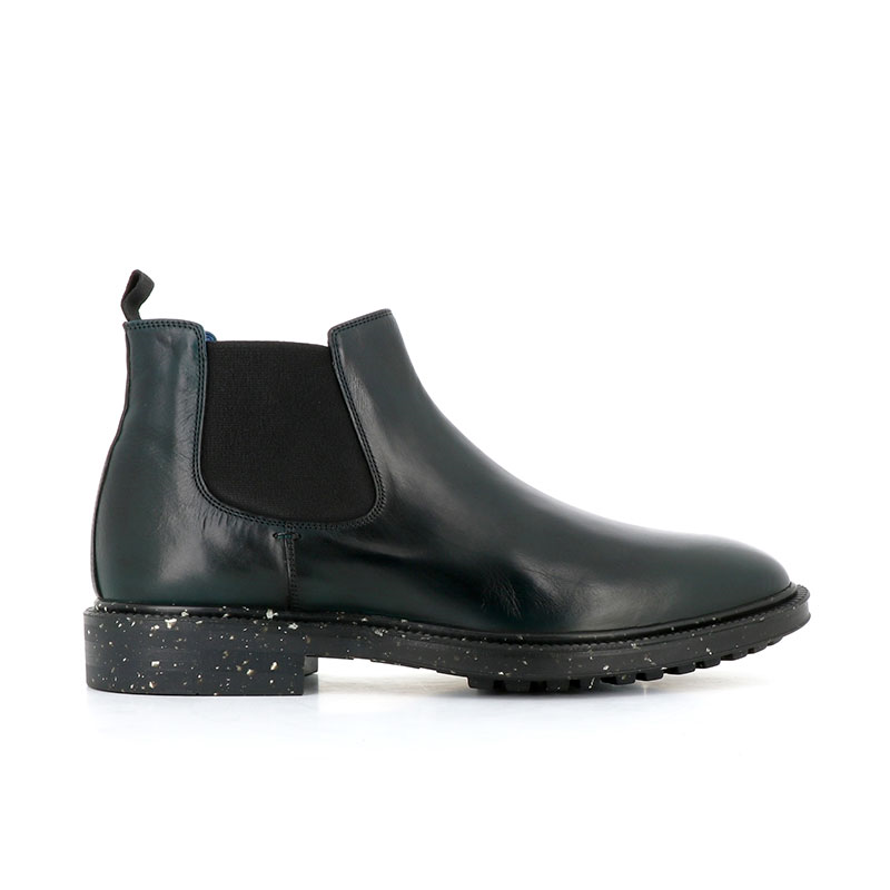 paul smith boots et bottillons Boots ErnoPS BOOTS ERNO - CUIR SOUPLE - VE