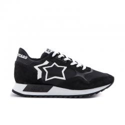atlantic stars sneakers Sneakers DracoAS DRACO - NUBUCK, TOILE ET CUIR