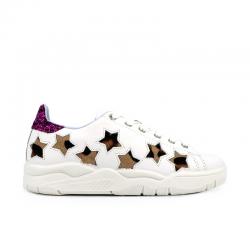chiara ferragni sneakers SneakersCF SNEAK STAR - CUIR ET POULAIN