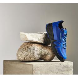 giuseppe zanotti nouveautés sneakers Sneakers TalonGZ H TALON BAS - CUIR, TOILE ET