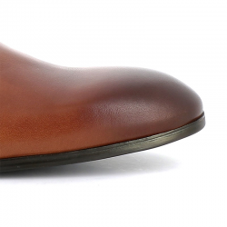santoni nouveautés boots et bottillons BottinesSIRANO - CUIR SOUPLE - GOLD