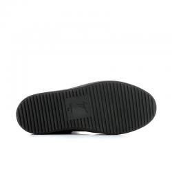 giuseppe zanotti nouveautés sneakers gz f sneaker chaineGZ F SNEAKER CHAINE - NUBUCK - N