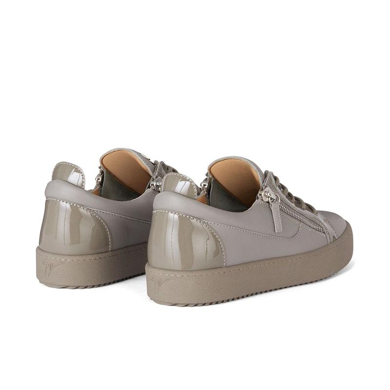 giuseppe zanotti sneakers Sneakers FrankieGZ H FRANKIE - CUIR ET VERNIS -