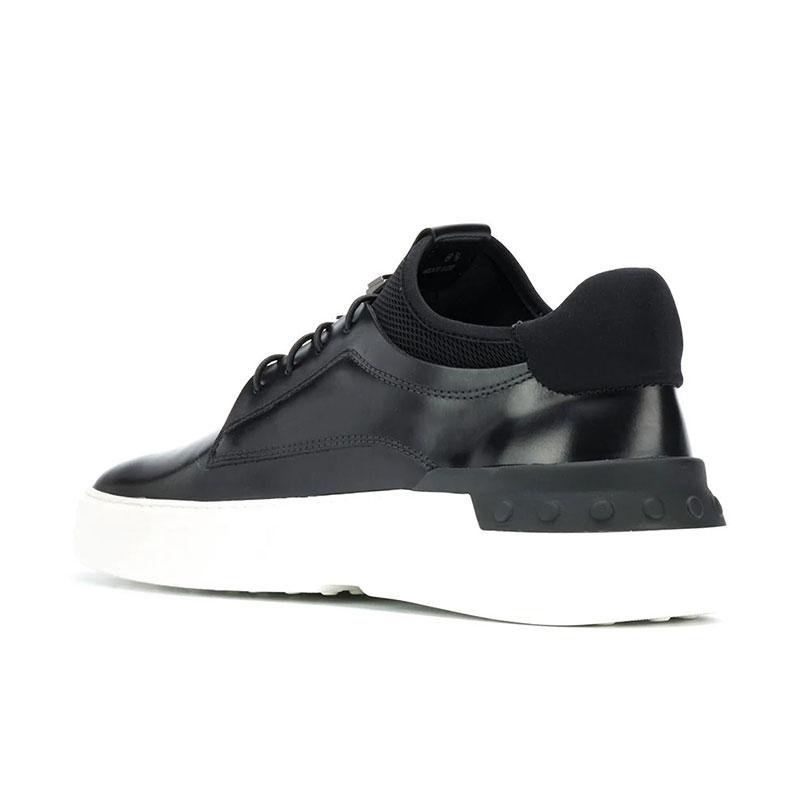 tod's sneakers Sneakers No CodeNO CODE - CUIR GLACÉ ET NÉOPRÈNE