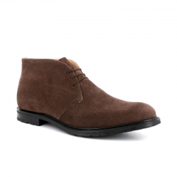 church's boots et bottillons Bottines AmsterdamAMSTERDAM T - SUEDE - BROWN