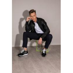 atlantic stars nouveautés sneakers Sneakers DracoAS DRACO - NUBUCK, TOILE ET CUIR