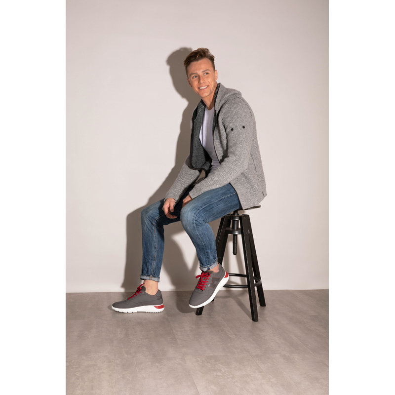 hogan sneakers Sneakers Interactive 3HH INTERACTIVE3 (1) - CUIR ET CU