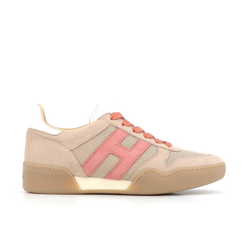 hogan sneakers Sneakers H357HF H357 - NUBUCK ET TISSU TECHNI