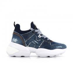 hogan nouveautés sneakers Sneakers InteractionHF INTERACTION CAPS - TISSU - JE