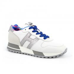 hogan nouveautés sneakers sneakers h383SNEAKERS H383 - CUIR, NUBUCK ET