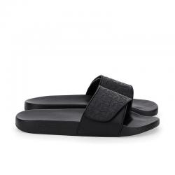 salvatore ferragamo nouveautés sandales Flip FlopSF H CLAQUETTE - CUIR À MOTIFS I