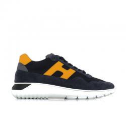 hogan nouveautés sneakers Sneakers Interactive 3HH INTERACTIVE3 (1) - CUIR NUBUC