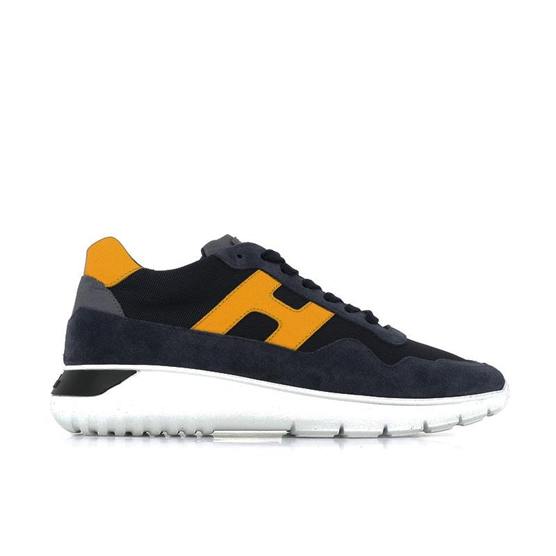 hogan sneakers Sneakers Interactive 3HH INTERACTIVE3 (1) - CUIR NUBUC