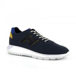 hogan nouveautés sneakers Sneakers Interactive 3HH INTERACTIVE3 (1) - CUIR GOMMÉ