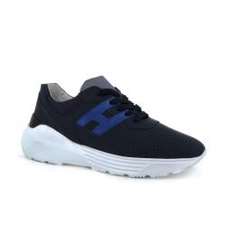 hogan nouveautés sneakers Sneakers Active OneHYPERACTIVE - CUIR GOMMÉ - MARIN