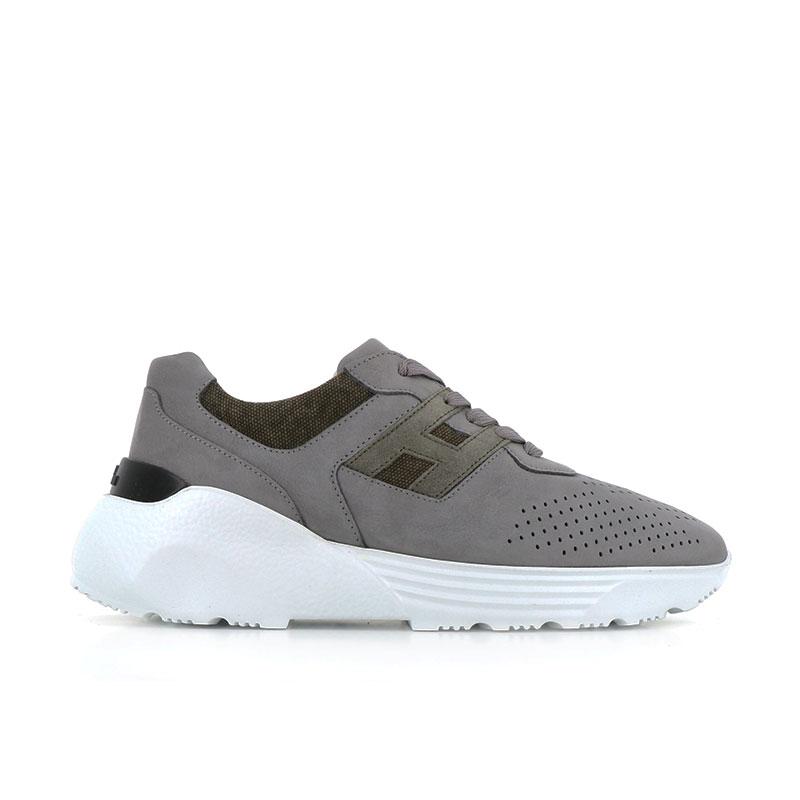 hogan sneakers Sneakers Active OneHYPERACTIVE - NUBUCK ET TISSUS -