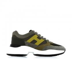 hogan sneakers Sneakers InteractionHH INTERACTION 2 - CUIR NUBUCK E