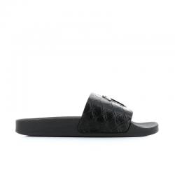 giuseppe zanotti nouveautés sandales Flip FlopGZ H CLAQUETTE (1) - CUIR IMPRIM