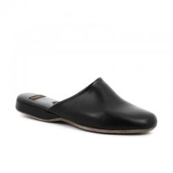 church's nouveautés chaussures d'intérieur Pantoufles ArranARRAN - CUIR - BLACK