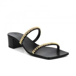 giuseppe zanotti nouveautés sandales Sandales KarmenGZ F KARMEN T40. - CUIR ET ACCES