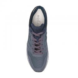 hogan nouveautés sneakers Sneakers H321HH BASKETS H321 - NUBUCK ET TISS