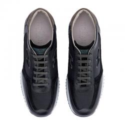 hogan nouveautés sneakers Sneakers InteractiveHH INTERACTIVE - CUIR NUBUCK ET