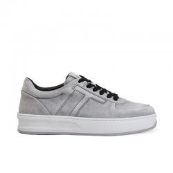 tod's nouveautés sneakers SneakersSPOT 2 - NUBUCK DÉLAVÉ - GRIS CL