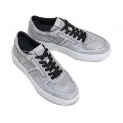tod's sneakers SneakersSPOT 2 - NUBUCK DÉLAVÉ - GRIS CL
